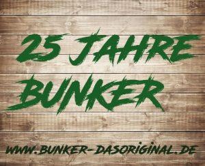 25-Jahre BUNKER